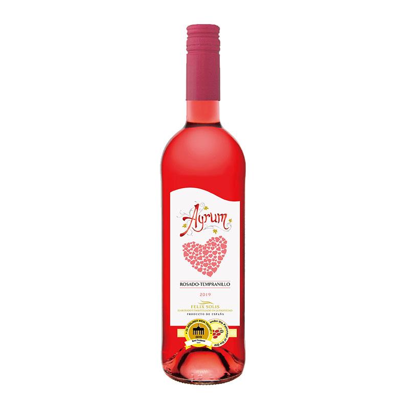 艾纯桃红葡萄酒750ml